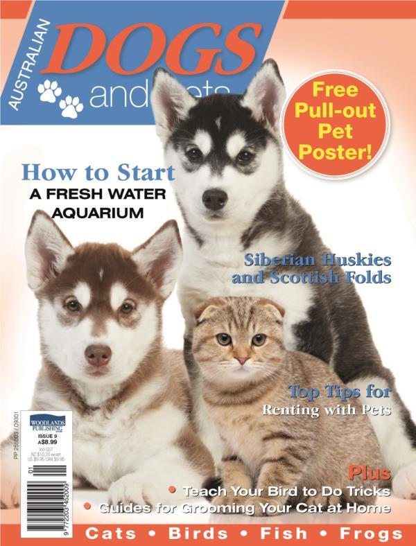 Australian Dogs and Pets Magazine