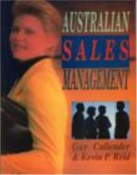 AUSTRALIAN SALES MANAGEMENT