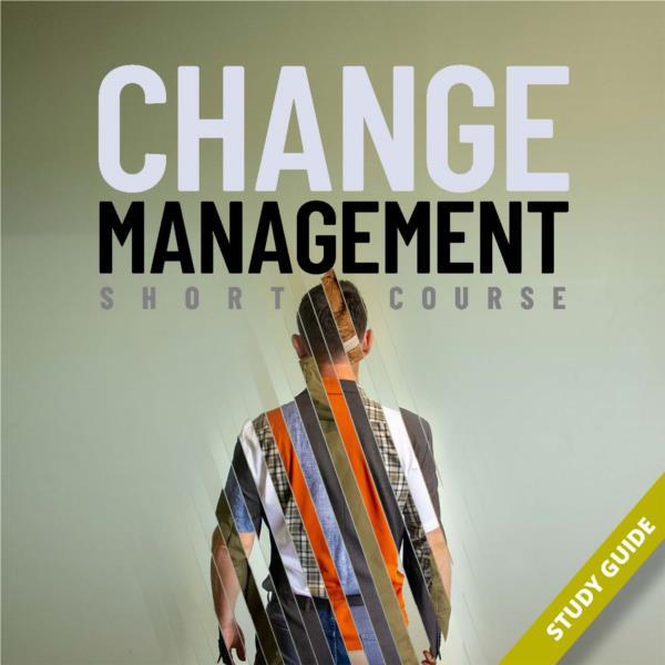 Change Management- Short Course