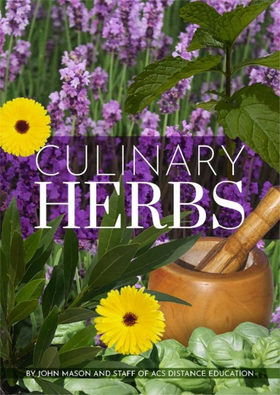 Culinary Herbs- PDF ebook