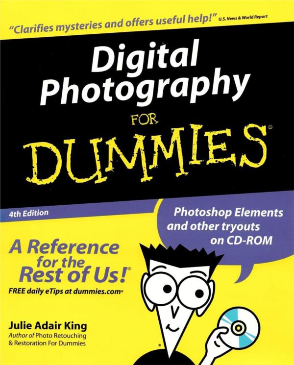 Digital Photography for Dummies 4th Edition