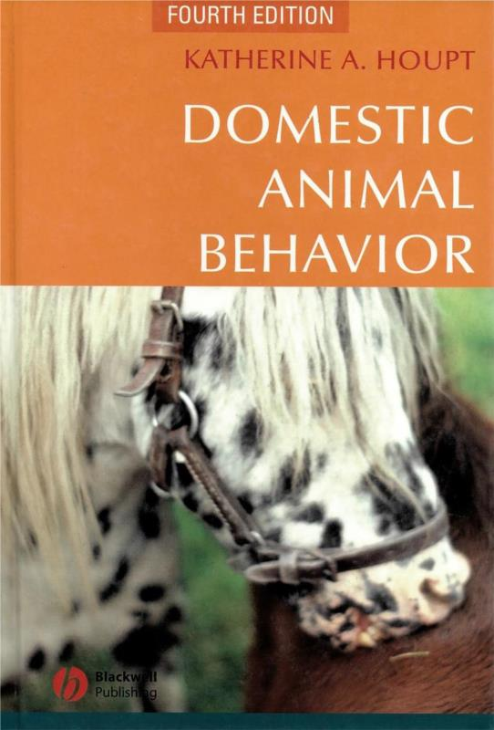 Domestic Animal Behaviour 4th Edition