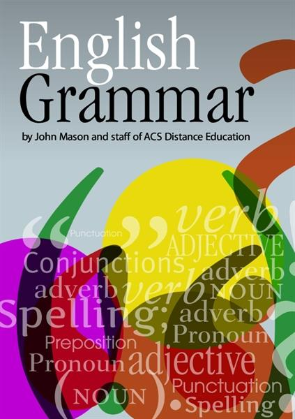 English Grammar - PDF ebook