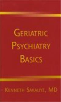 Geriatric Psychology Basics