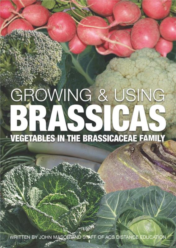 Growing and Using Brassicas