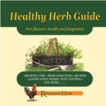 Healthy Herb Guide- PDF ebook