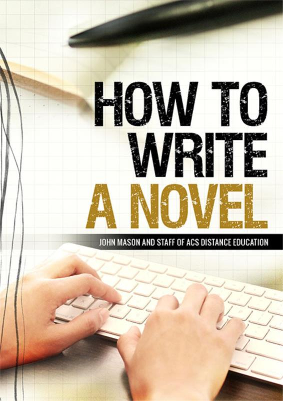How to write a Novel - PDF ebook