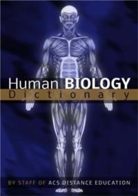 Human Biology Dictionary - PDF ebook
