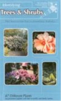 IDENTIFYING TREES & SHRUBS(DVD)
