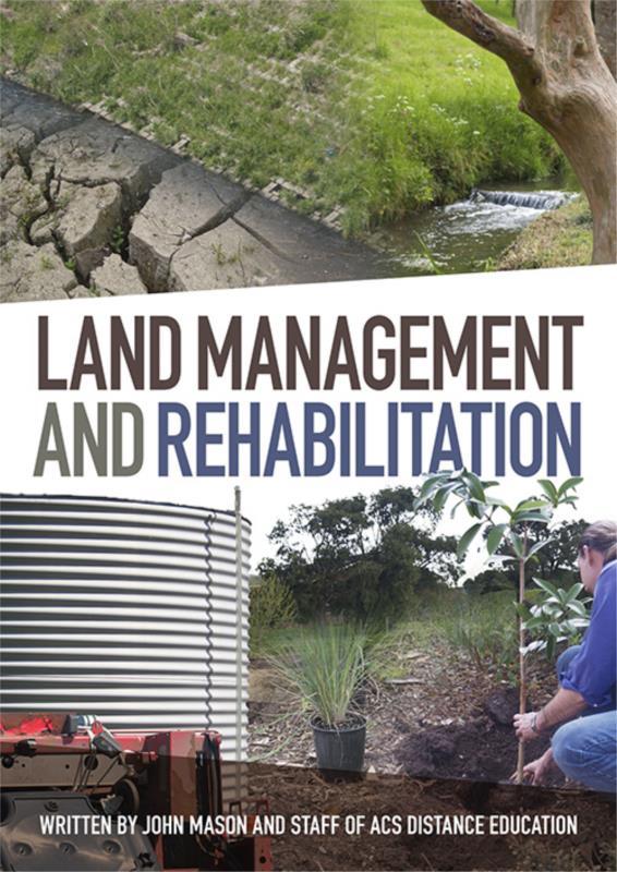 Land Management and Rehabilitation - PDF ebook