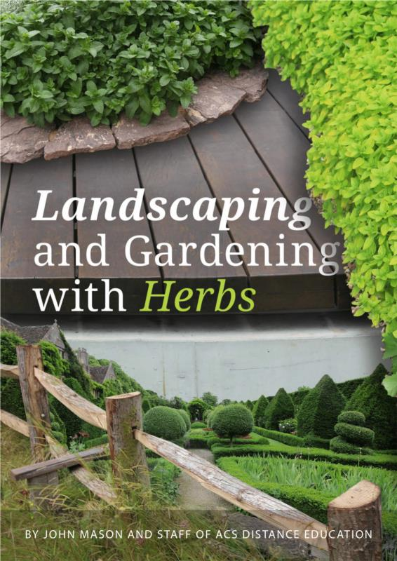 Landscaping and Gardening with Herbs ebook