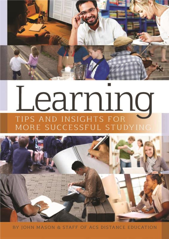 Learning- Tips for successful study -  PDF ebook