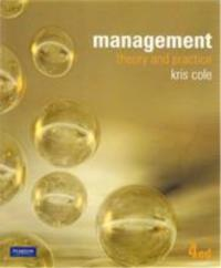 Management - Theory and Practice