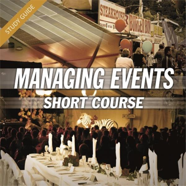 Managing Events Short Course