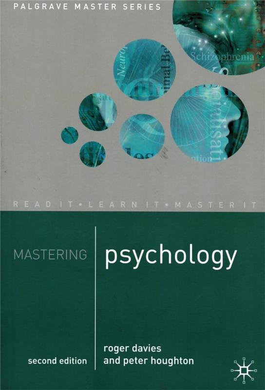 Mastering Psychology Second Edition