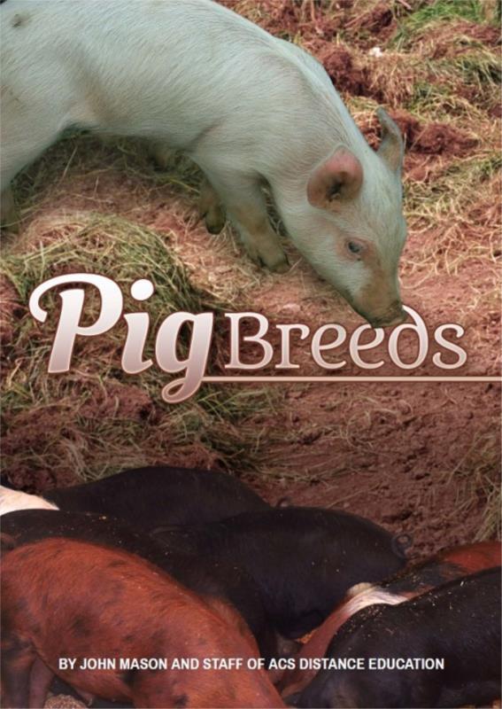 Pig Breeds- PDF ebook