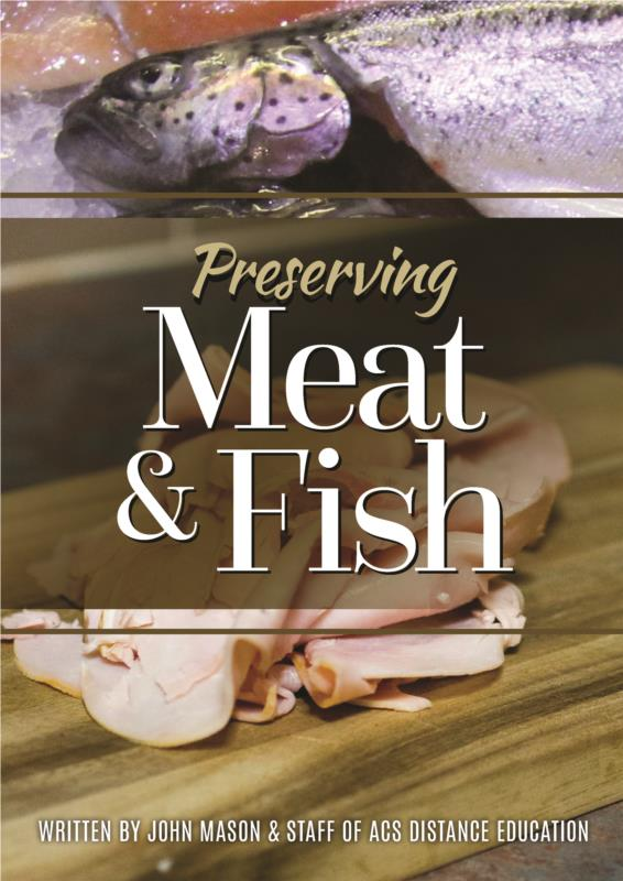 Preserving Meat and Fish- PDF ebook