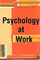 Psychology At Work 5th Edition