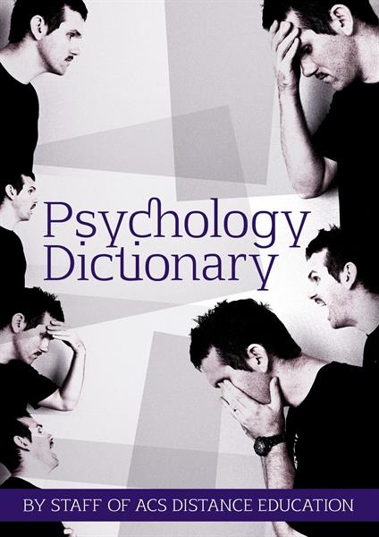 Psychology Dictionary - PDF ebook