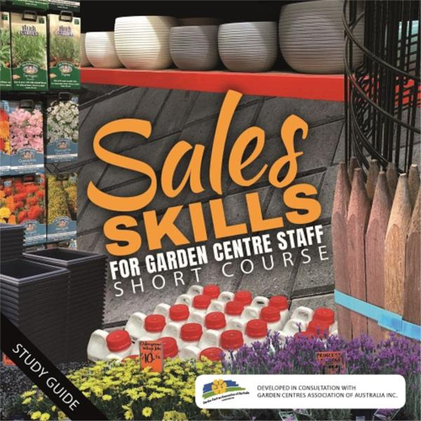 Sales Skills for Garden Centre Staff Short Course