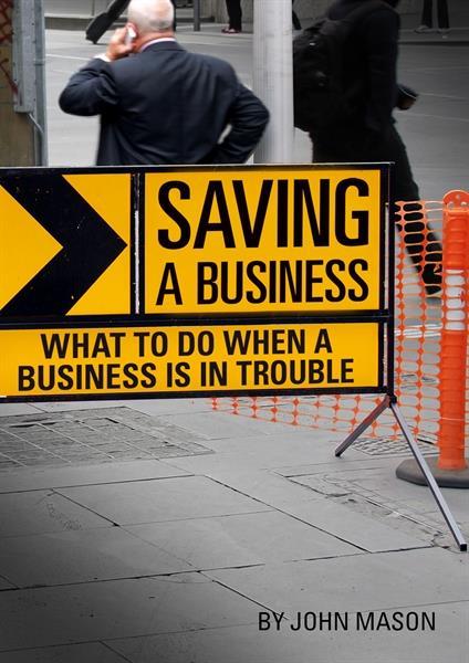 Saving a Business- PDF ebook