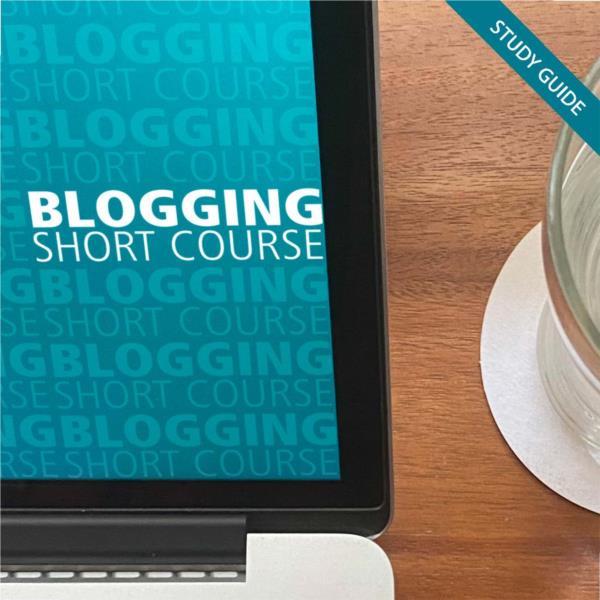 Blogging- Short Course