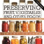 Food Preserving - Short Course