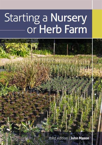 Starting a Nursery or Herb Farm - PDF ebook