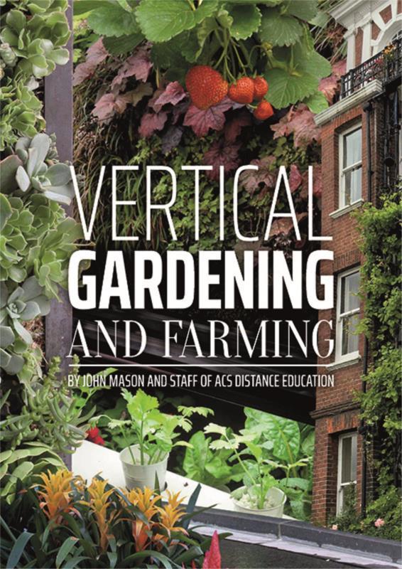 Vertical Gardening and Farming- PDF ebook