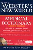 Websters New World Medical Dictionary, Second Edition